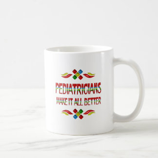 PEDIATRICIAN APPRECIATION COFFEE MUGS