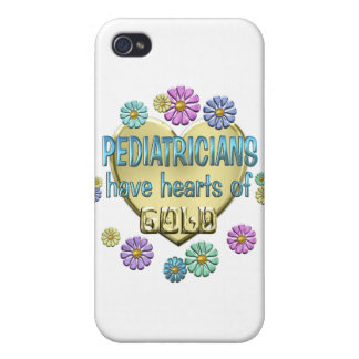 Pediatrician Appreciation iPhone 4 Cover