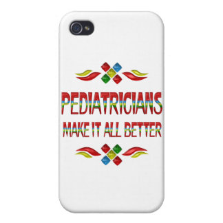 PEDIATRICIAN APPRECIATION iPhone 4 COVERS
