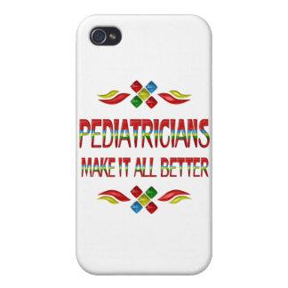 PEDIATRICIAN APPRECIATION iPhone 4 COVERS