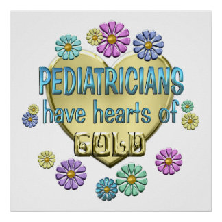 Pediatrician Appreciation Print