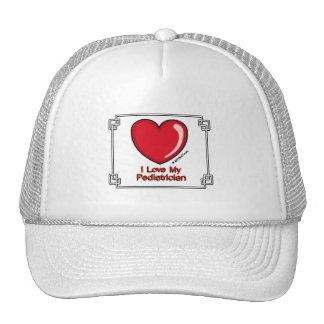 Pediatrician Trucker Hats