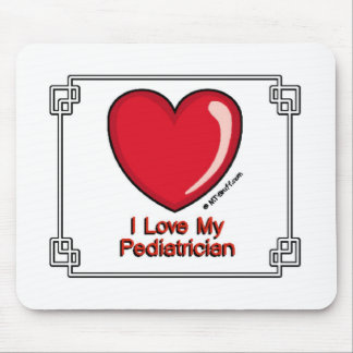 Pediatrician Mouse Mats