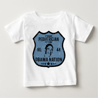Pediatrician Obama Nation Baby T-Shirt