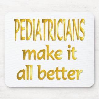 Pediatricians Mouse Mats
