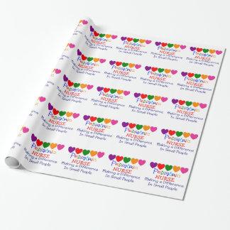 Pediatrics Nurse Gift Wrap