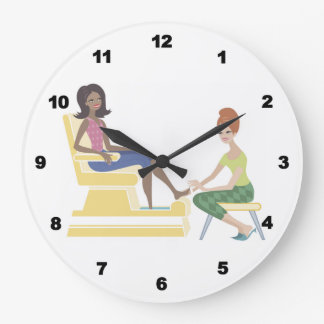 Pedicure Clock