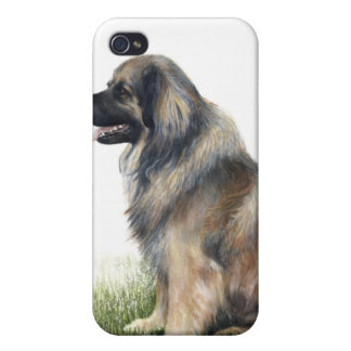 pedigree dog iPhone case Leonberger Case For The iPhone 4