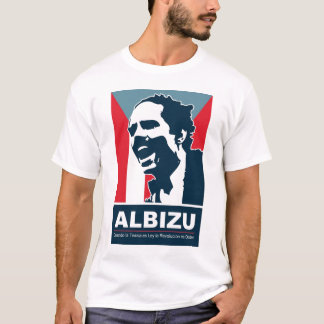 Pedro Albizu Campos - White T-Shirt