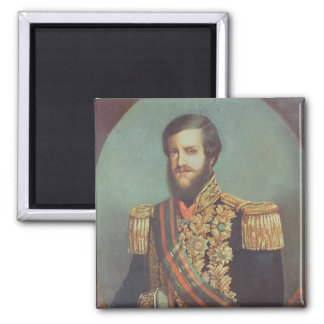 Pedro II  Emperor of Brazil Magnet