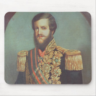 Pedro II  Emperor of Brazil Mouse Mat