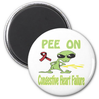 Pee On Congestive Heart Failure Magnet