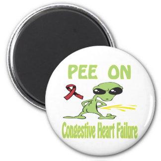 Pee On Congestive Heart Failure Magnet