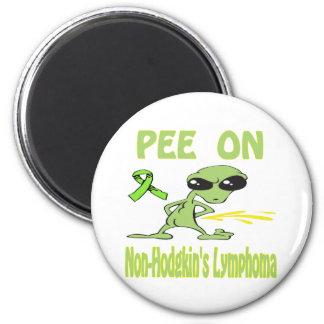 Pee On Non-Hodgkin'S Lymphoma Magnet