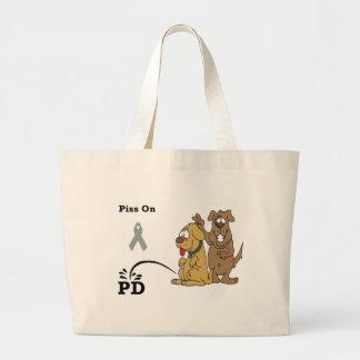 Pee on Parkinson's Disease Bag
