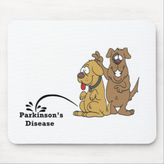 Pee on Parkinson's Disease Mouse Pad