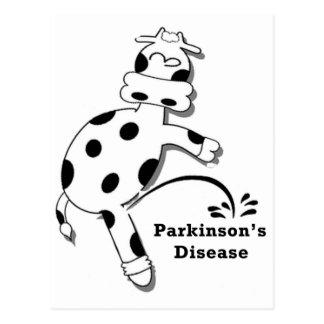 Pee on Parkinson's Disease Postcard