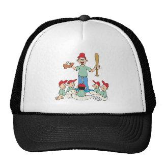 Pee Wee Baseball Hats