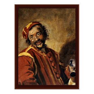 Peeckelhaering By Hals Frans Post Cards
