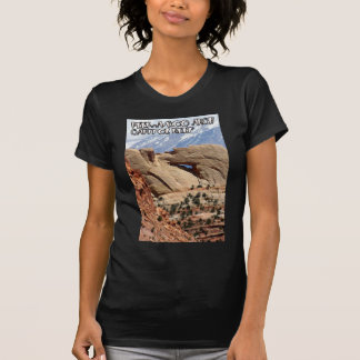Peek-A-Boo Arch Tshirts