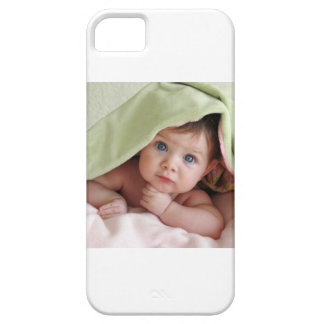 Peek-A-Boo Baby iPhone 5 Cover