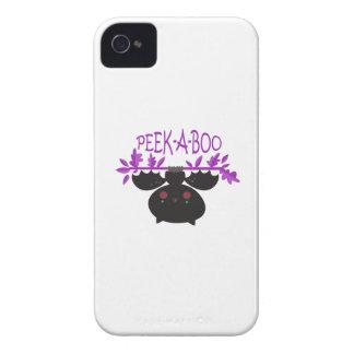 PEEK A BOO BAT Case-Mate iPhone 4 CASE