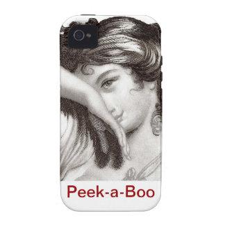 Peek-a-Boo Case-Mate iPhone 4 Case