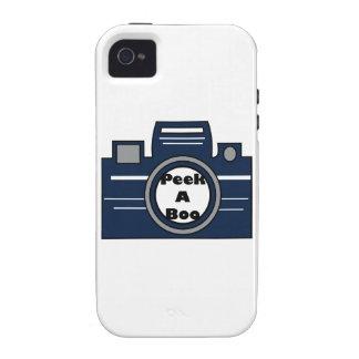 Peek A Boo Case-Mate iPhone 4 Case