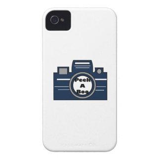Peek A Boo iPhone 4 Case-Mate Case
