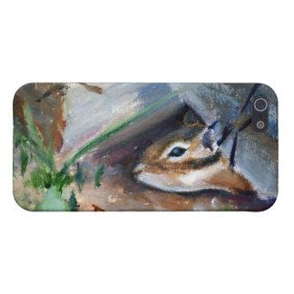 Peek-a-Boo Chipmunk IPhone 4 Case
