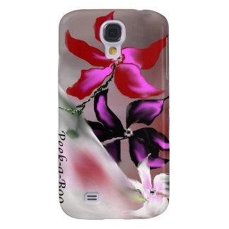 Peek-a-Boo Floral Design HTC Vivid Cases
