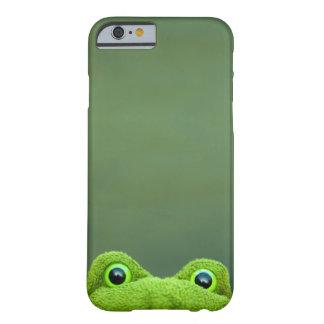 Peek-a-Boo Frog | iPhone 6 Case