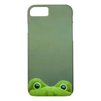 Peek-a-Boo Frog | iPhone 7 Case