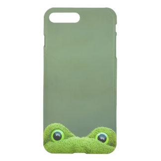 Peek-a-Boo Frog | iPhone 7 Plus Case