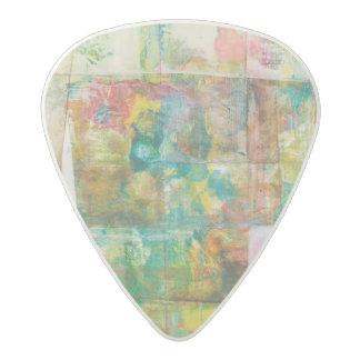 Peek a boo IV Acetal Guitar Pick