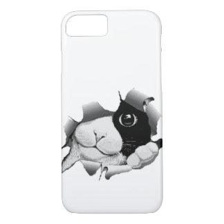 Peek a Boo Kitty iPhone 7 Case