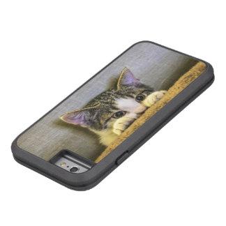 Peek a boo Kitty Tough Xtreme iPhone 6 Case