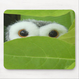 Peek-A-Boo Mouse Pad