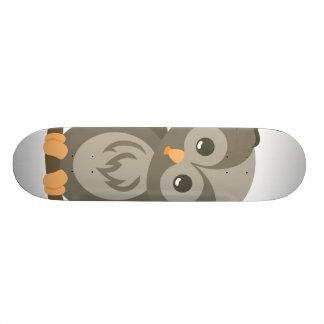 Peek-a-boo Skateboard