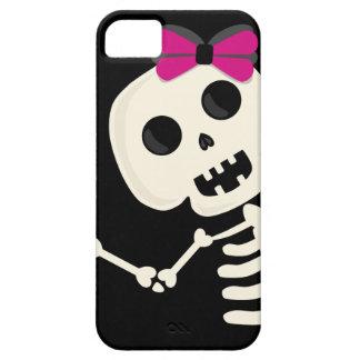 peek a boo skeleton iPhone 5 case