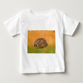 Peek-a-Boo tortoise Baby T-Shirt