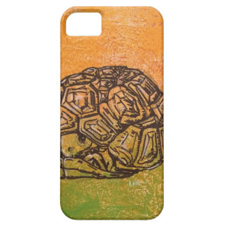 Peek-a-Boo tortoise iPhone 5 Covers