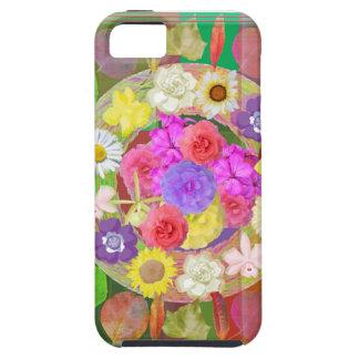 Peek n Discover - LOVE is hiding behind FLOWERS iPhone 5 Case