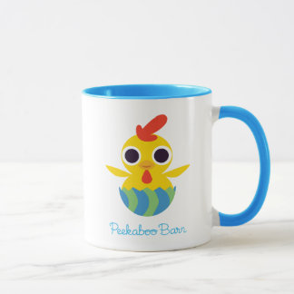Peekaboo Barn Easter | Bandit the Chick 2 Mug