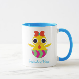 Peekaboo Barn Easter | Bayla the Chick 2 Mug