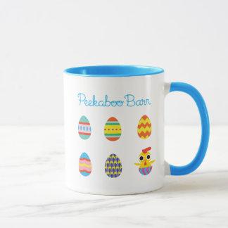 Peekaboo Barn Easter | Easter Eggs 2 Mug