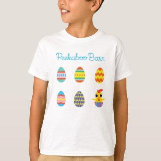 Peekaboo Barn Easter | Easter Eggs 2 T-Shirt