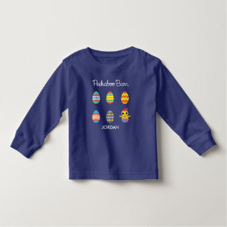 Peekaboo Barn Easter | Easter Eggs Toddler T-Shirt