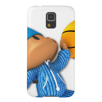 Peekaboo Basketball Cases For Galaxy S5