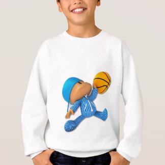 Peekaboo Basketball Sweatshirt
